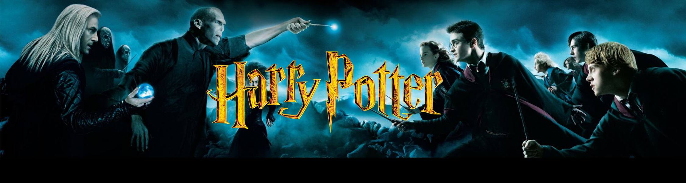 Harry Potter's Magical World