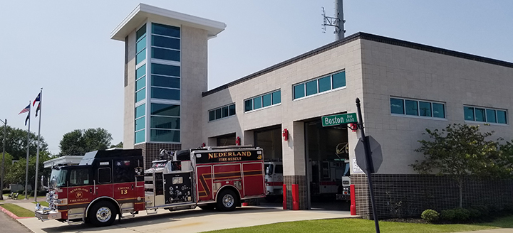 Fire Station & First Responders