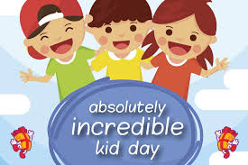 Storytime -- Absolutely Incredible Kid Day