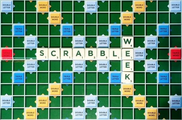 Summer Reading Storytime -- Scrabble Week (Facebook Live)
