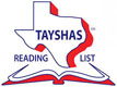 Tayshas reading list