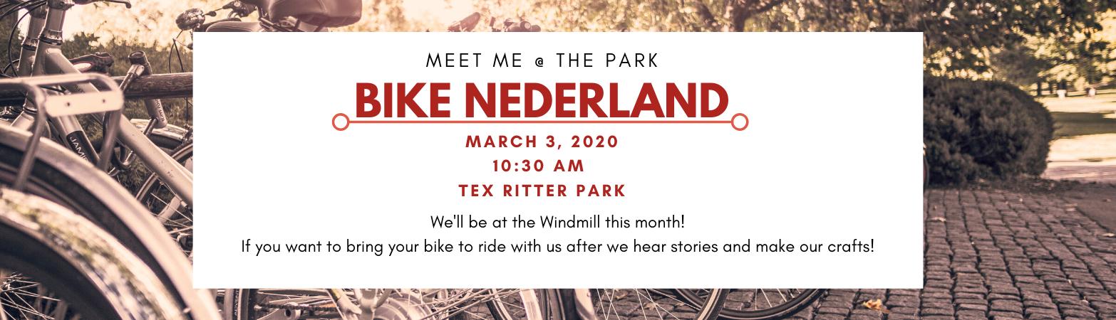 Meet Me @ the Park