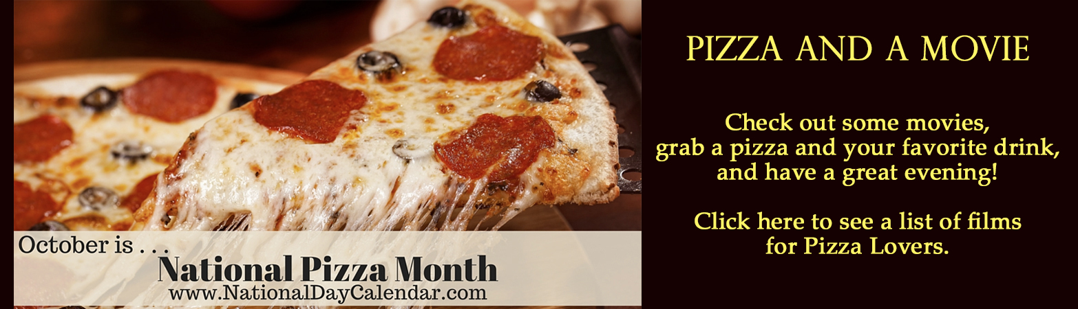 pizza month