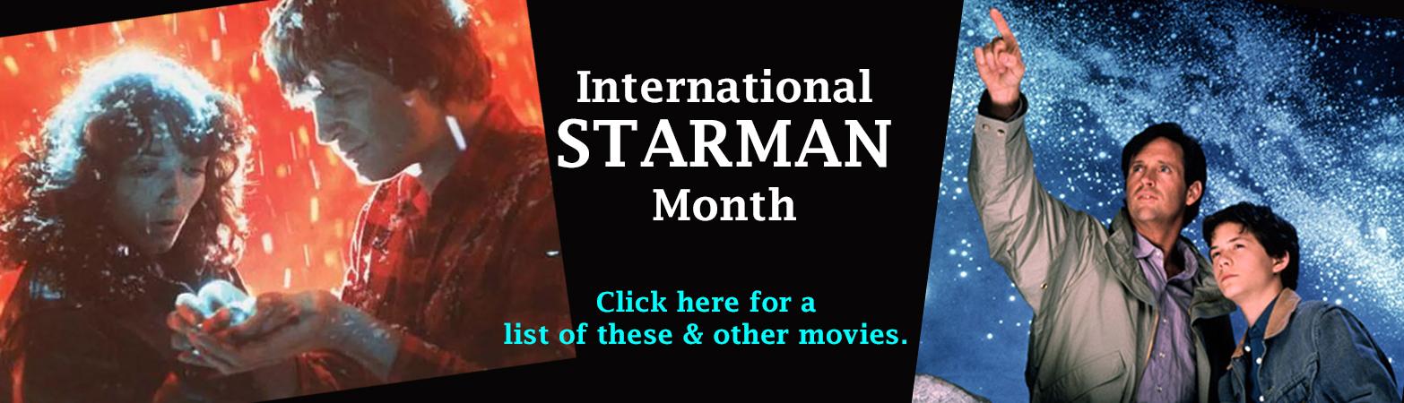 International Starman Month