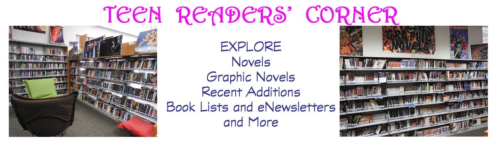 Teen Readers Corner