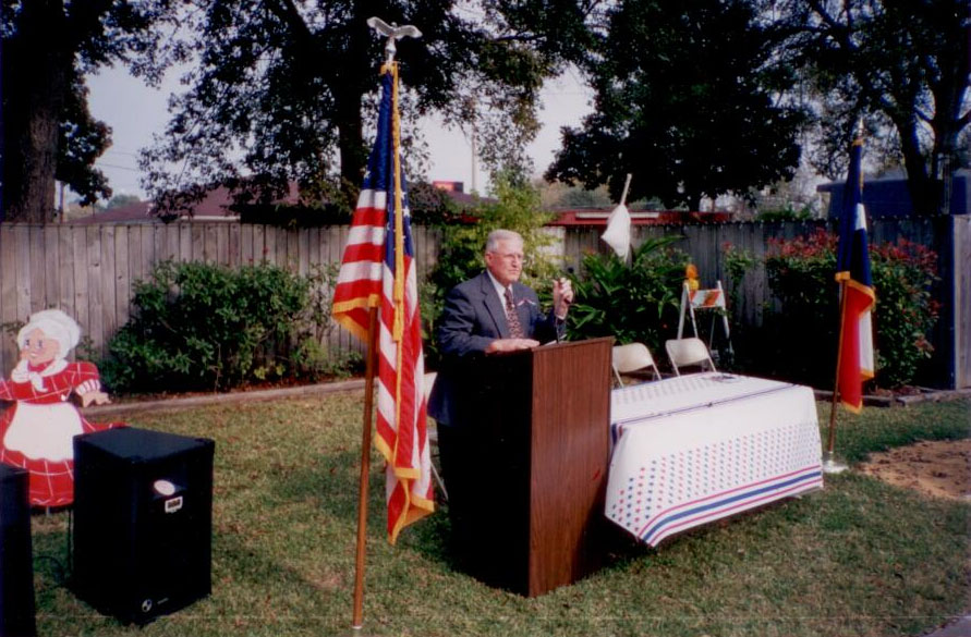 Veterans Memorial 2001 Dedication photo 3