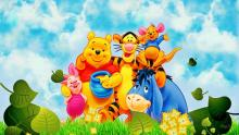 The 100 Acre Woods